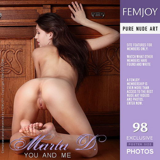Marta D - `You And Me` - by Platonoff for FEMJOY