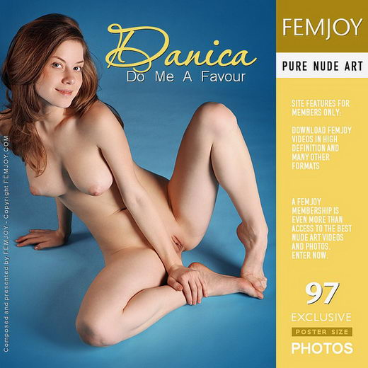 Danica - `Do Me A Favour` - by Platonoff for FEMJOY