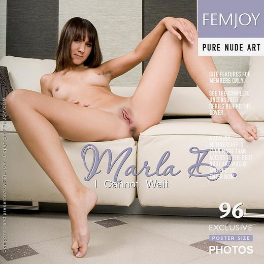 Marla D - `I Cannot Wait` - by Pasha Lisov for FEMJOY