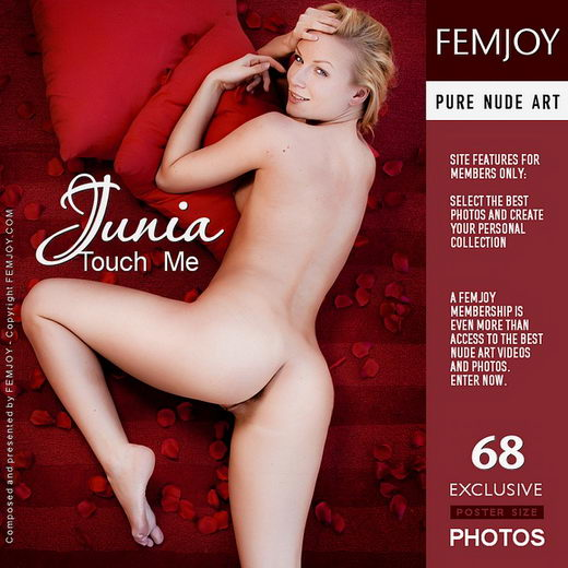Junia - `Touch Me` - by Demian Rossi for FEMJOY