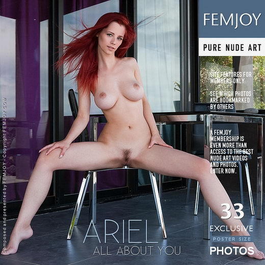 Ariel - `All About You` - by Stefan Soell for FEMJOY