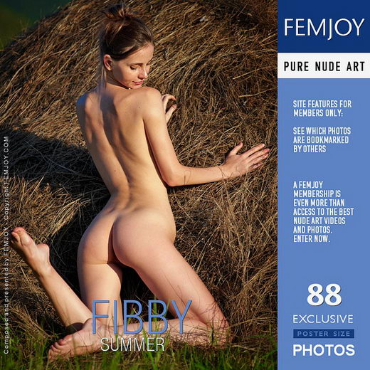 Fibby - `Summer` - by Jan Svend for FEMJOY