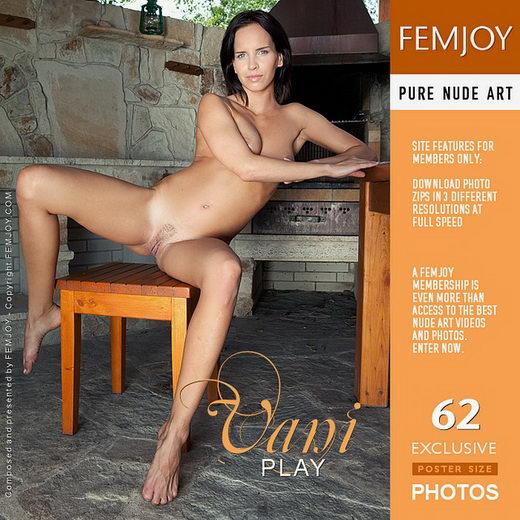 Vani - `Play` - by Lorenzo Renzi for FEMJOY