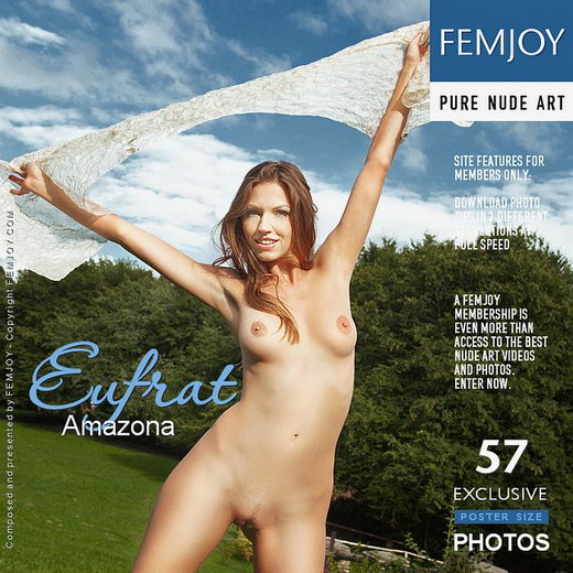 Eufrat - `Amazona` - by Andrej Lupin for FEMJOY