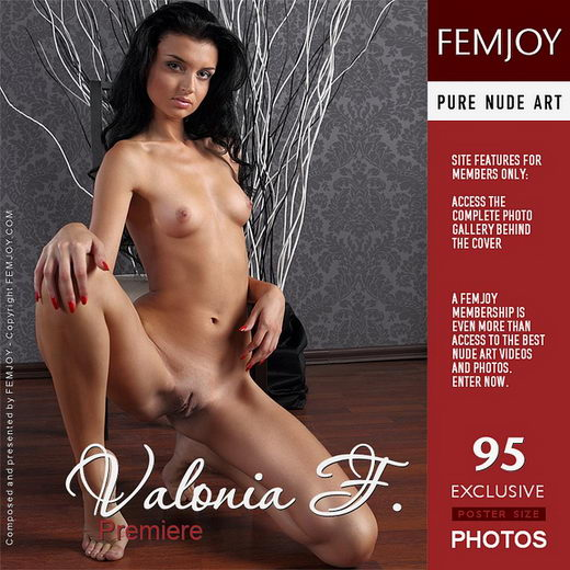 Valonia F - `Premiere` - by Platonoff for FEMJOY
