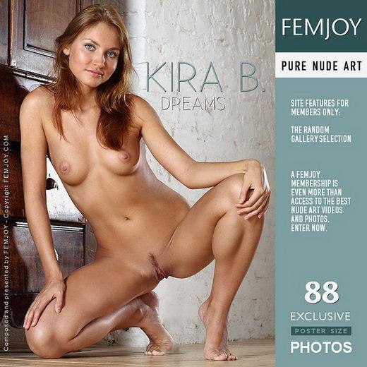 Kira B - `Dreams` - by Platonoff for FEMJOY