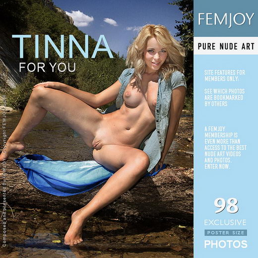 Tinna - `For You` - by Valery Anzilov for FEMJOY