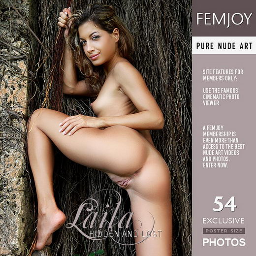 Laila - `Hidden And Lost` - by Tom Rodgers for FEMJOY