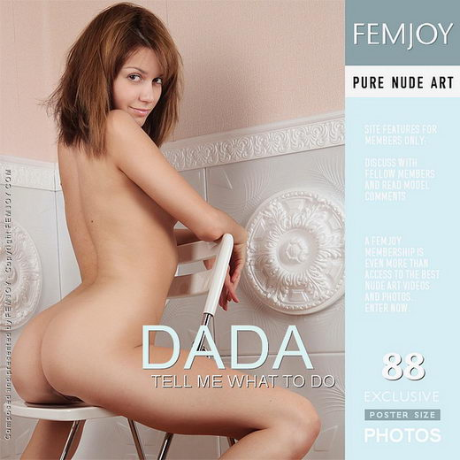 Dada - `Tell Me What To Do` - by Palmer for FEMJOY