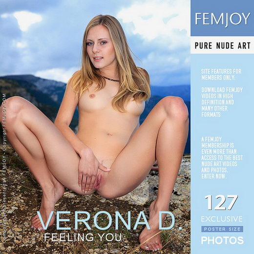 Verona D - `Feeling You` - by Vaillo for FEMJOY
