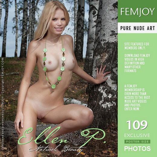 Ellen P - `Natural Beauty` - by Alan Swann for FEMJOY