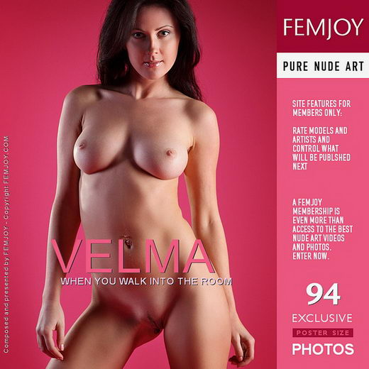 Velma - `When You Walk Into The Room` - by Platonoff for FEMJOY