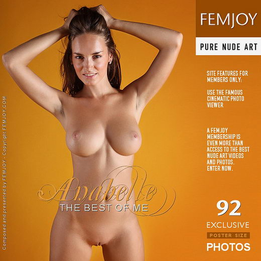 Anabelle - `The Best Of Me` - by Platonoff for FEMJOY