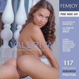 Valeriya from FEMJOY