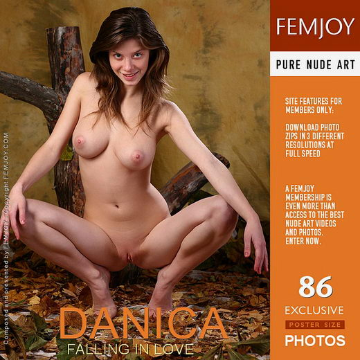 Danica - `Falling In Love` - by Platonoff for FEMJOY