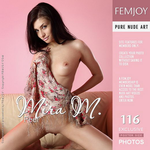 Mira M - `Feel` - by Platonoff for FEMJOY