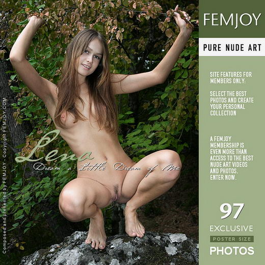 Lena - `Dream a Little Dream of Me` - by Valery Anzilov for FEMJOY