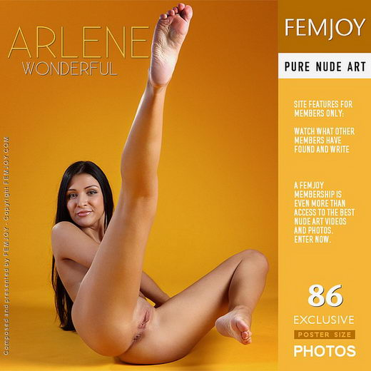 Arlene - `Wonderful` - by Platonoff for FEMJOY