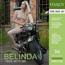 Belinda in Ride With Me gallery from FEMJOY by Stefan Soell