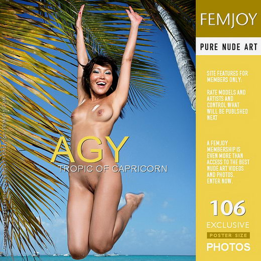 Agy - `Tropic of Capricorn` - by Eric C for FEMJOY