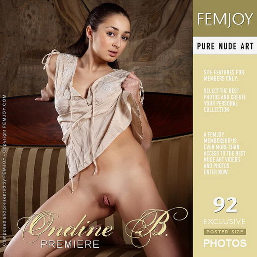 Ondine B - `Premiere` - by Platonoff for FEMJOY