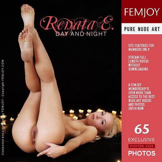 Renata E - `Day And Night` - by Terri Benson for FEMJOY