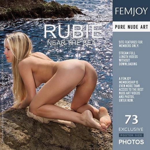 Rubie - `Near The Sea` - by Valery Anzilov for FEMJOY