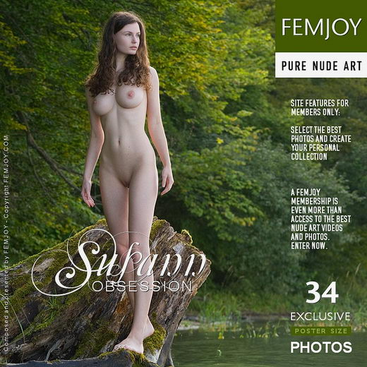 Susann - `Obsession` - by Stefan Soell for FEMJOY