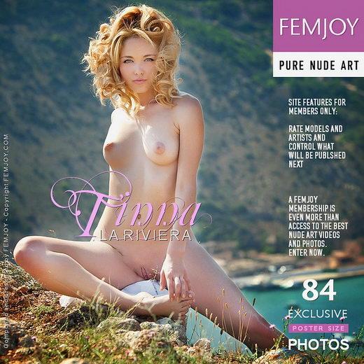 Tinna - `La Riviera` - by Matthias Molle for FEMJOY
