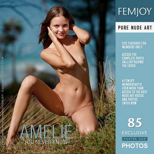 Amelie - `You Never Know` - by Jan Svend for FEMJOY