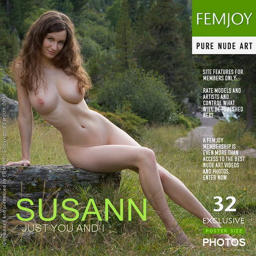 Susann - `Just You And I` - by Stefan Soell for FEMJOY