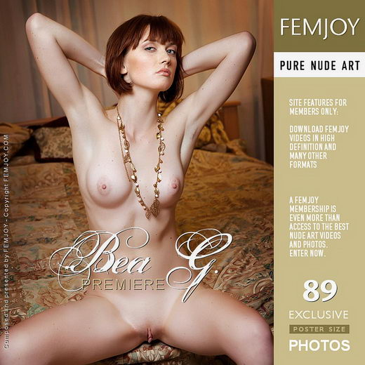 Bea G - `Premiere` - by Vaillo for FEMJOY