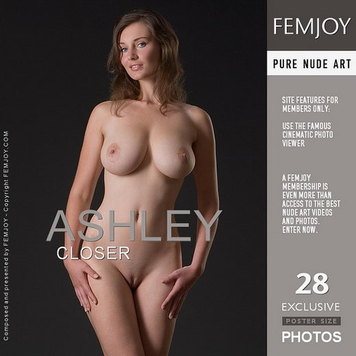 Ashley - `Closer` - by Stefan Soell for FEMJOY