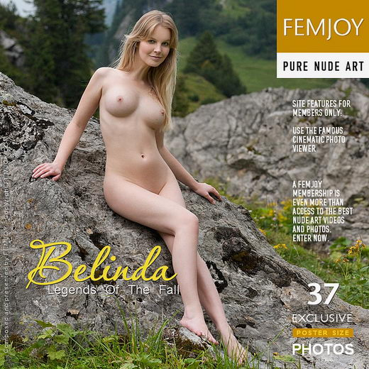 Belinda - `Legends Of The Fall` - by Stefan Soell for FEMJOY