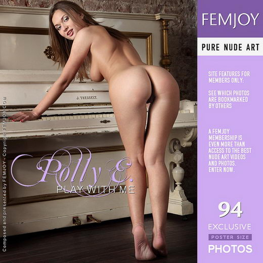 Polly E - `Play With Me` - by Platonoff for FEMJOY