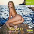 Emilia D - On Holidays