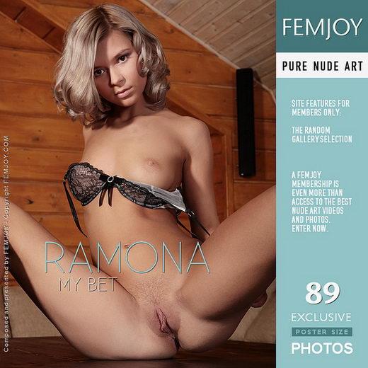Ramona - `My Bet` - by Palmer for FEMJOY