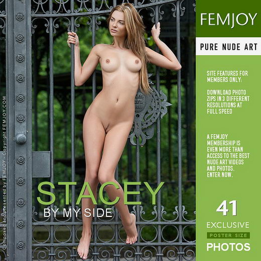 Stacey - `By My Side` - by Stefan Soell for FEMJOY