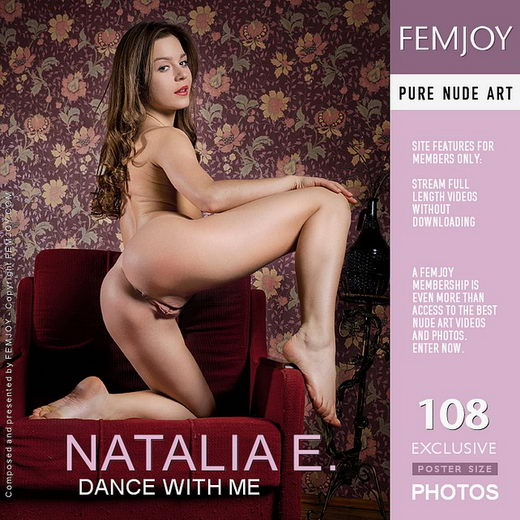 Natalia E - `Dance With Me` - by Vaillo for FEMJOY