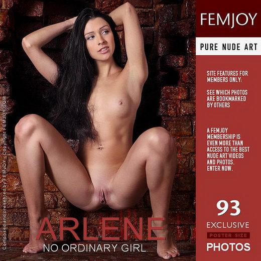 Arlene - `No Ordinary Girl` - by Platonoff for FEMJOY
