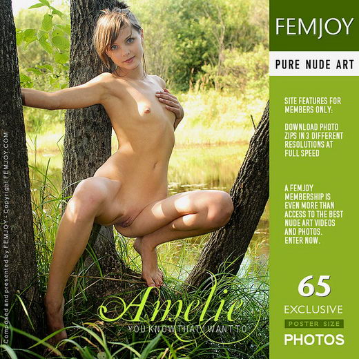 Amelie - `You Know That I Want To` - by Jan Svend for FEMJOY