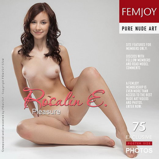 Rosalin E - `Pleasure` - by Ulyana for FEMJOY