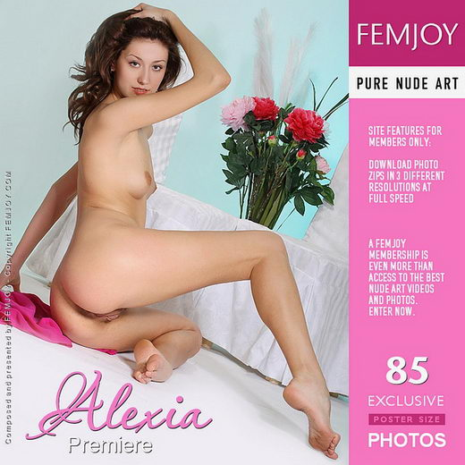 Alexia - `Premiere` - by Palmer for FEMJOY