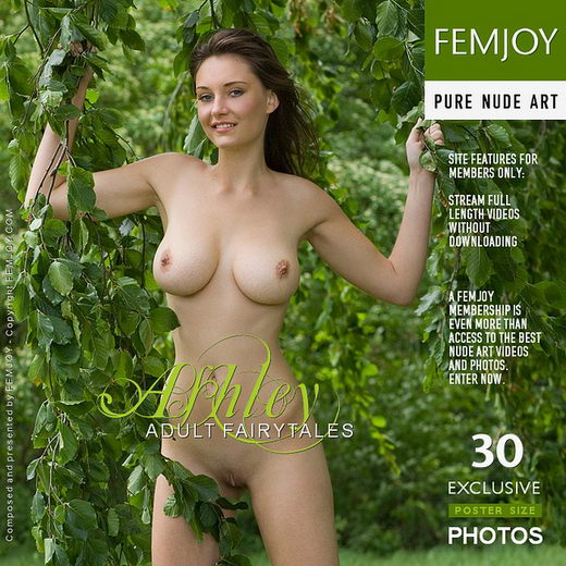 Ashley - `Adult Fairytales` - by Stefan Soell for FEMJOY