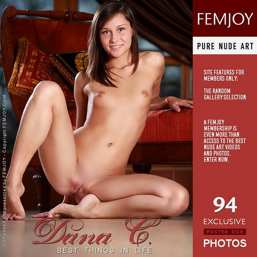 Dana C - `Best Things In Life` - by Valentino for FEMJOY