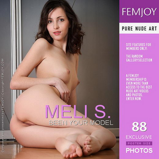 Meli S - `Been Your Model` - by Valentino for FEMJOY