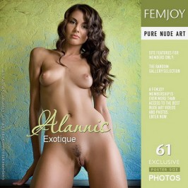 Alannis femjoy nude consider