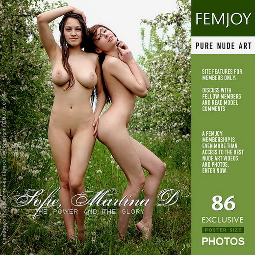 Sofie & Martina D in The Power And The Glory gallery from FEMJOY by Sven Wildhan