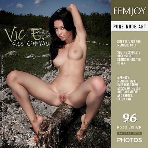 Vic E - `Kiss On Me` - by Valery Anzilov for FEMJOY