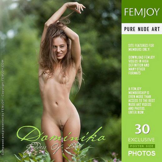 Dominika - `Goddess Of Love` - by Stefan Soell for FEMJOY